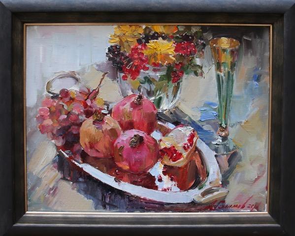 Azat Galimov, Nature morte