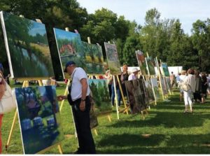 Festival de peinture en plein-air